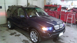 Veganolocos 2006 BMW X5