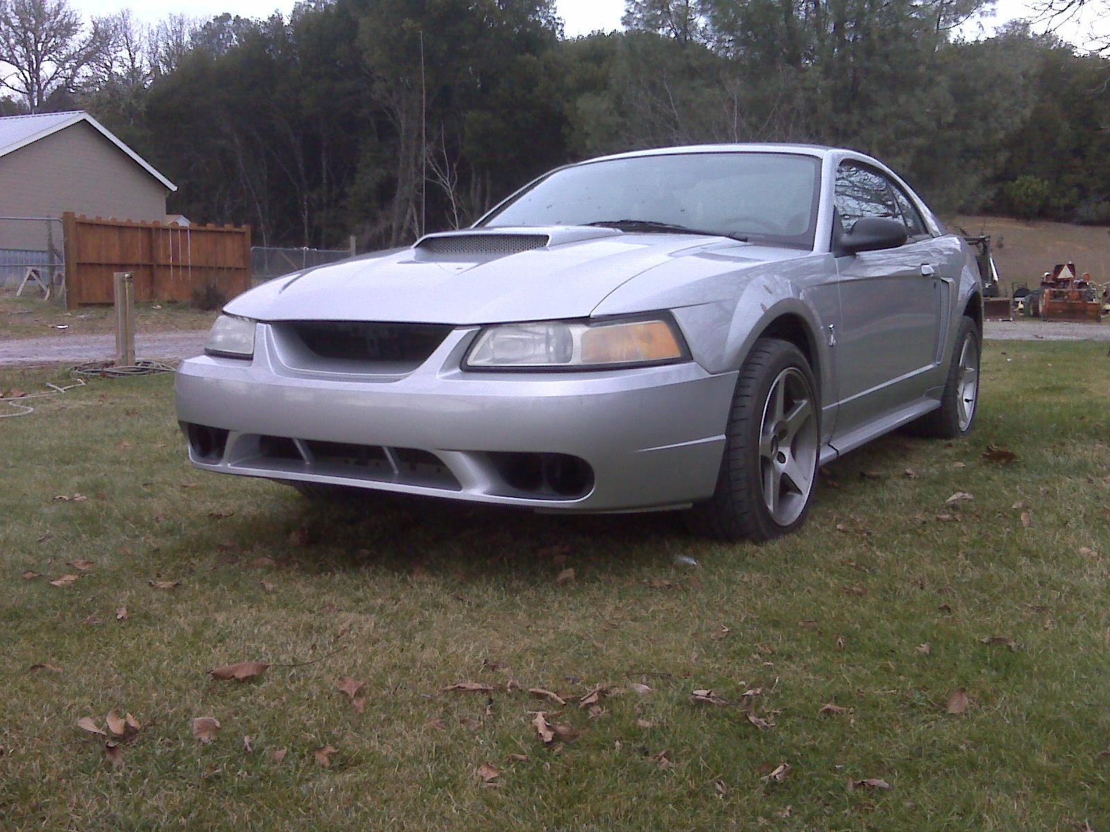 Another dan707 2001 Ford Mustang post... - 14176055