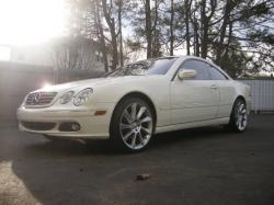 WHTNWHTs 2005 Mercedes-Benz CL-Class