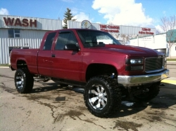 K15k1500 Pick Up on 2008 gmc denali pick up