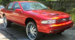 NINOBROWN912 1995 Chevrolet Impala