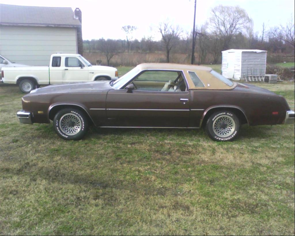 taylorboy77's 1977 Oldsmobile