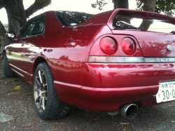 Automotibs 1995 Nissan Skyline
