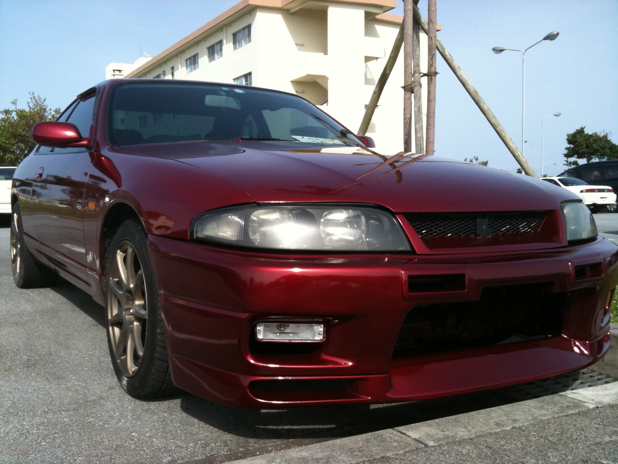 Automotib 1995 Nissan Skyline 14179317