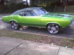 NORTHCAROLINABOYs 1972 Oldsmobile Cutlass Supreme