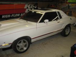 Galactic_eyess 1978 Ford Mustang II 