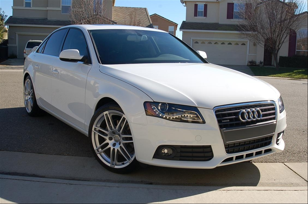 New To The Forum 2010 A4 W Prestige Plus Sports Package