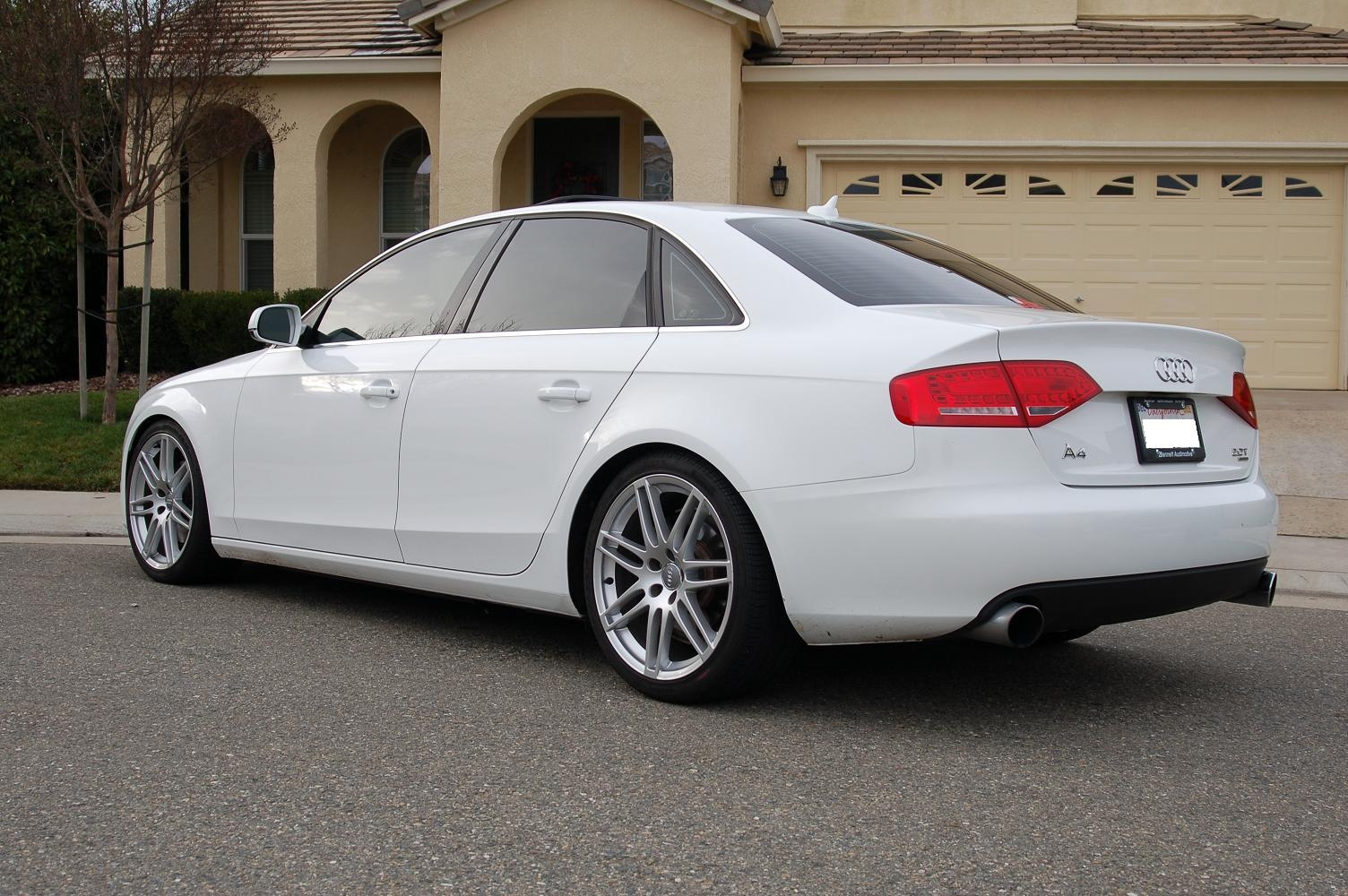 nickzag 2010 audi a4 specs photos modification info at cardomain. Black Bedroom Furniture Sets. Home Design Ideas