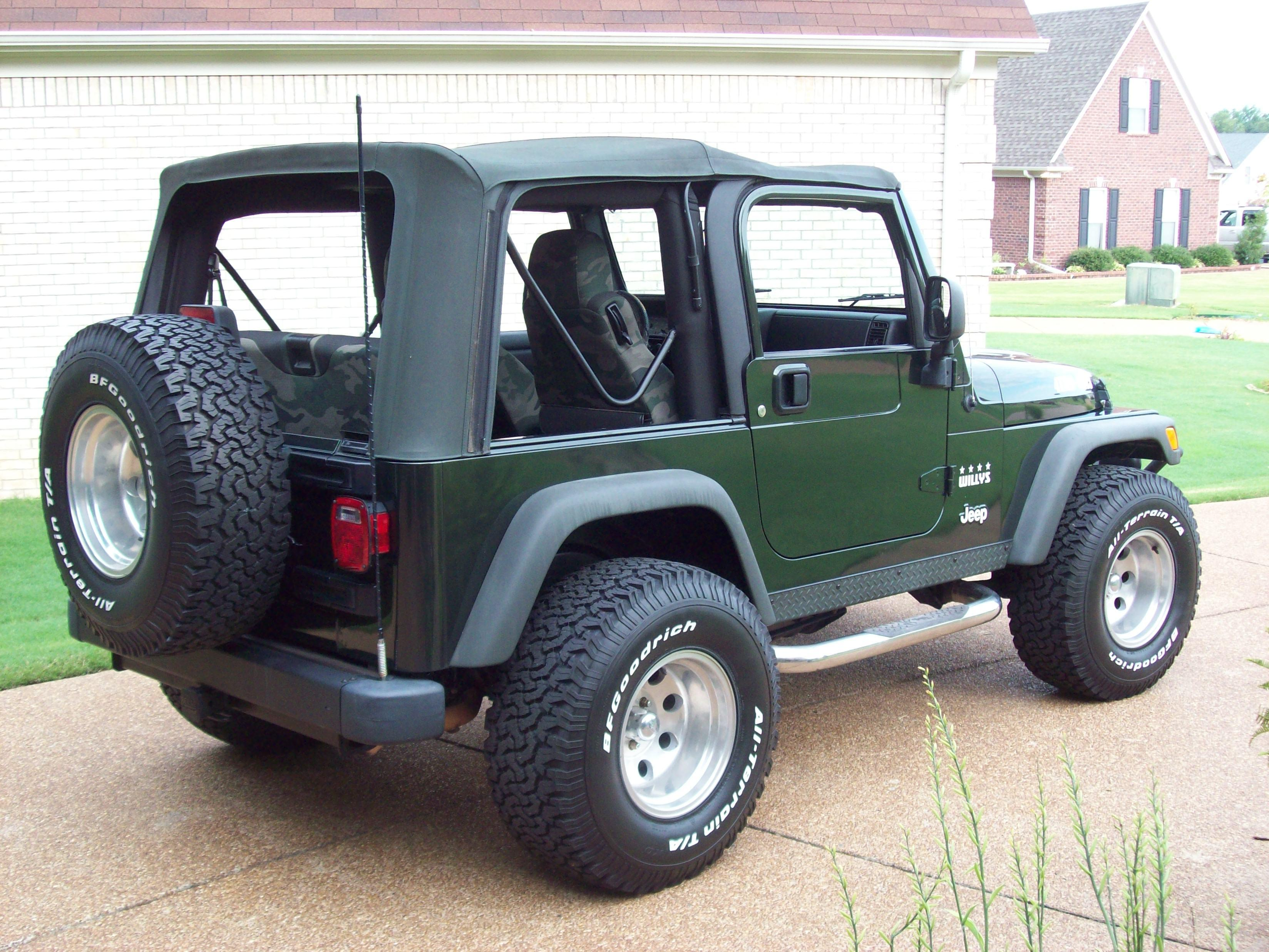 snakeem25's 2005 Jeep Willys