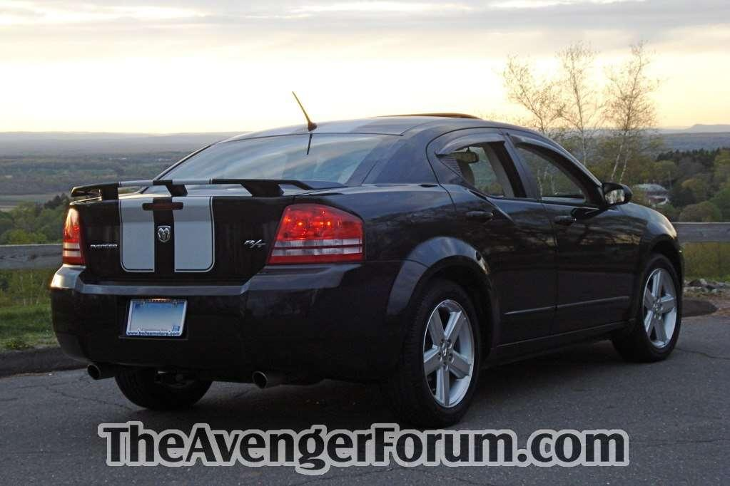 My 2008 Dodge Avenger R/T