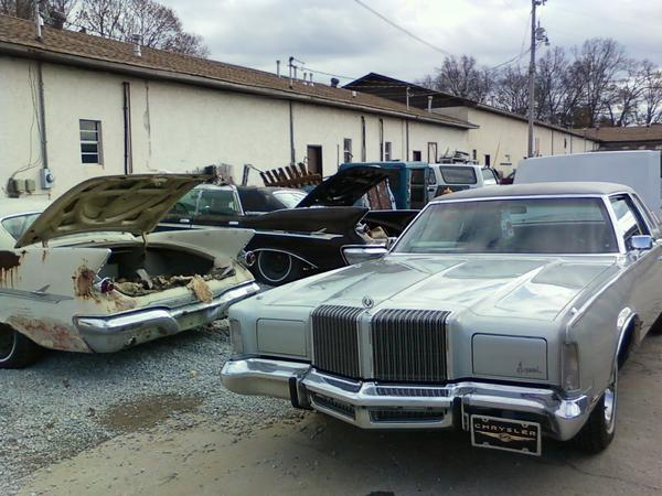 Another imperialebaron 1961 Chrysler Imperial post... - 14183244