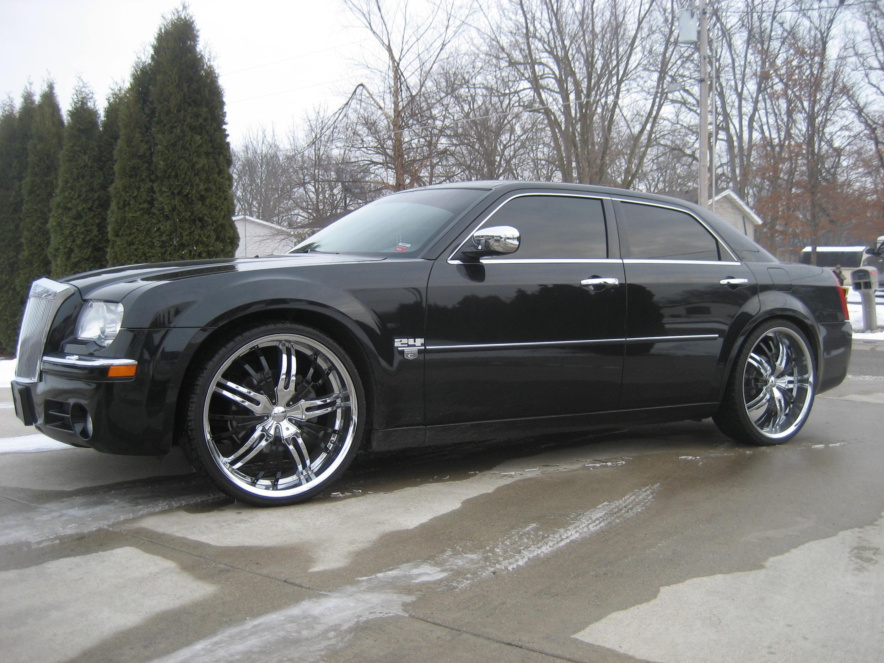 Cesar2371 2005 Chrysler 300300C Sedan 4D Specs, Photos, Modification ...