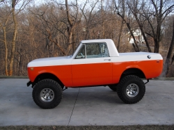 TMKdesigns 1977 International Scout II