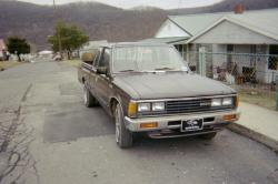 snakecbakers 1985 Nissan 720 Pick-Up