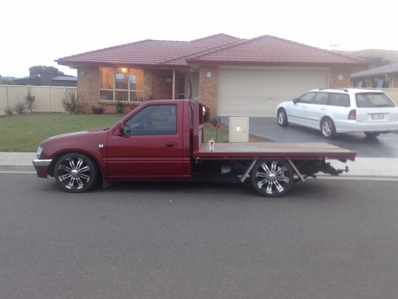 Nissan New Custom Made | Mitula Cars  |Nissan Frontier Flat Bed