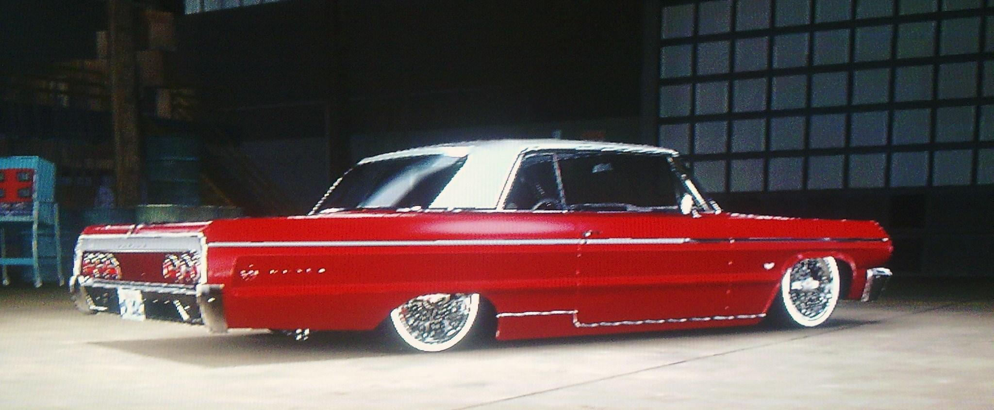 Travdaddy207 1964 Chevrolet Impala Specs Photos