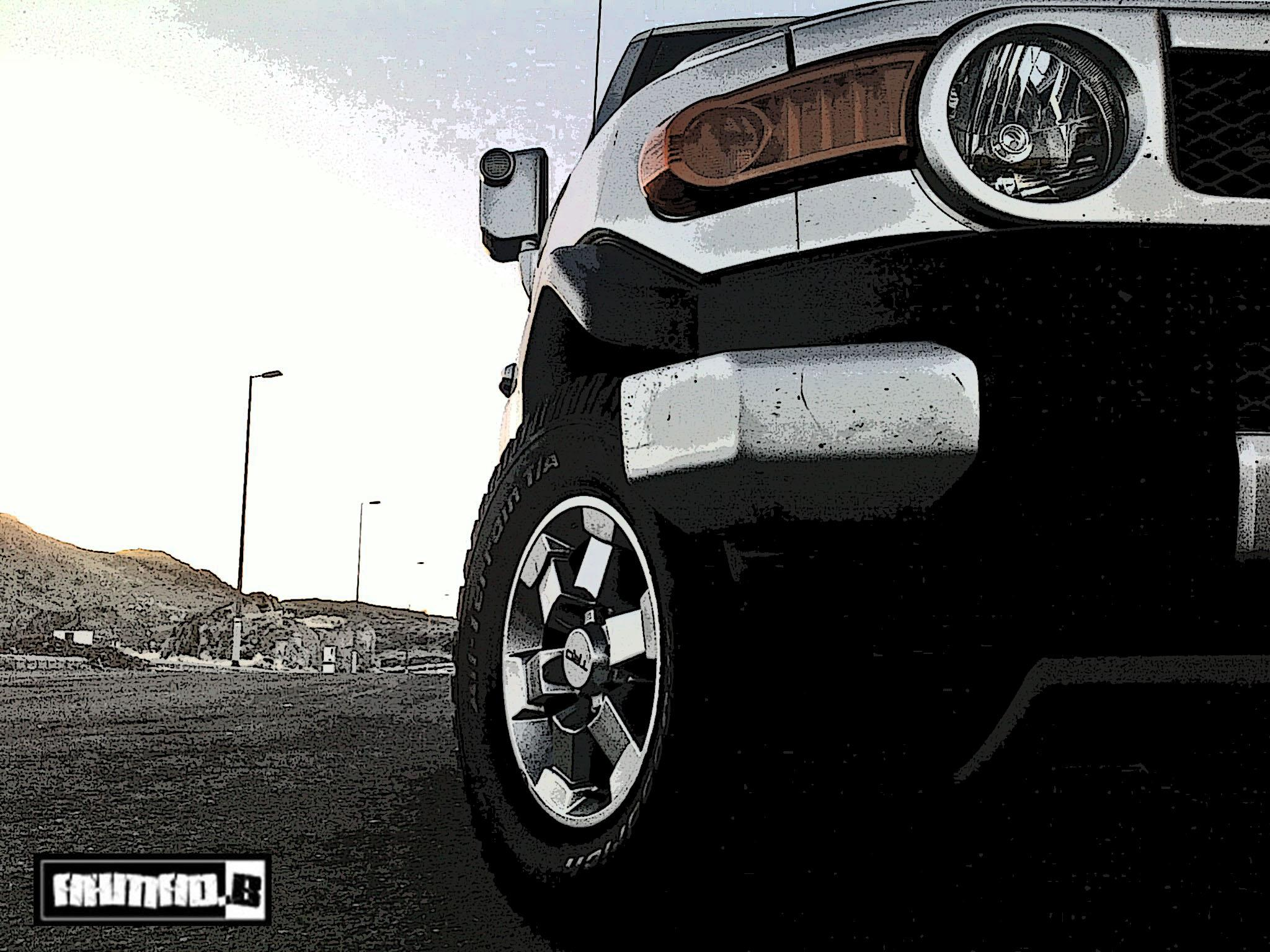 Ahmadb 2008 Toyota FJ Cruiser Specs Photos Modification Info at