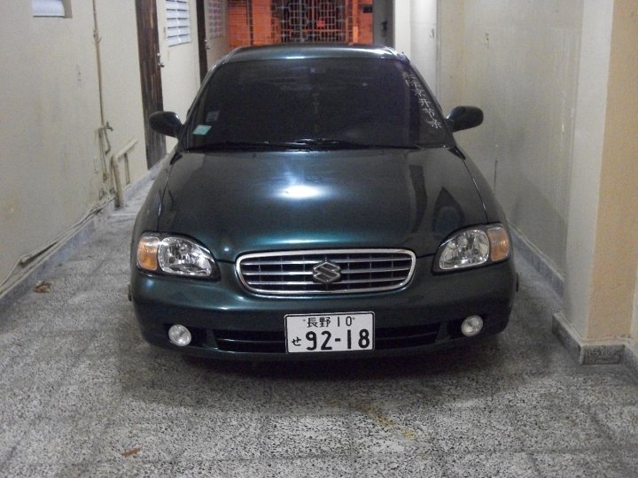 Another maicky_baleno 2001 Suzuki Baleno post... - 14792999