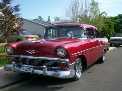 camsstangs 1956 Chevrolet 210