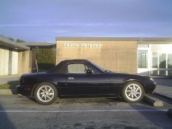 chicksdigmiatass 1995 Mazda Miata MX-5