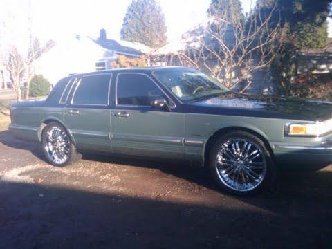 Shedoeslincolns 1997 Lincoln Town Car Specs Photos Modification