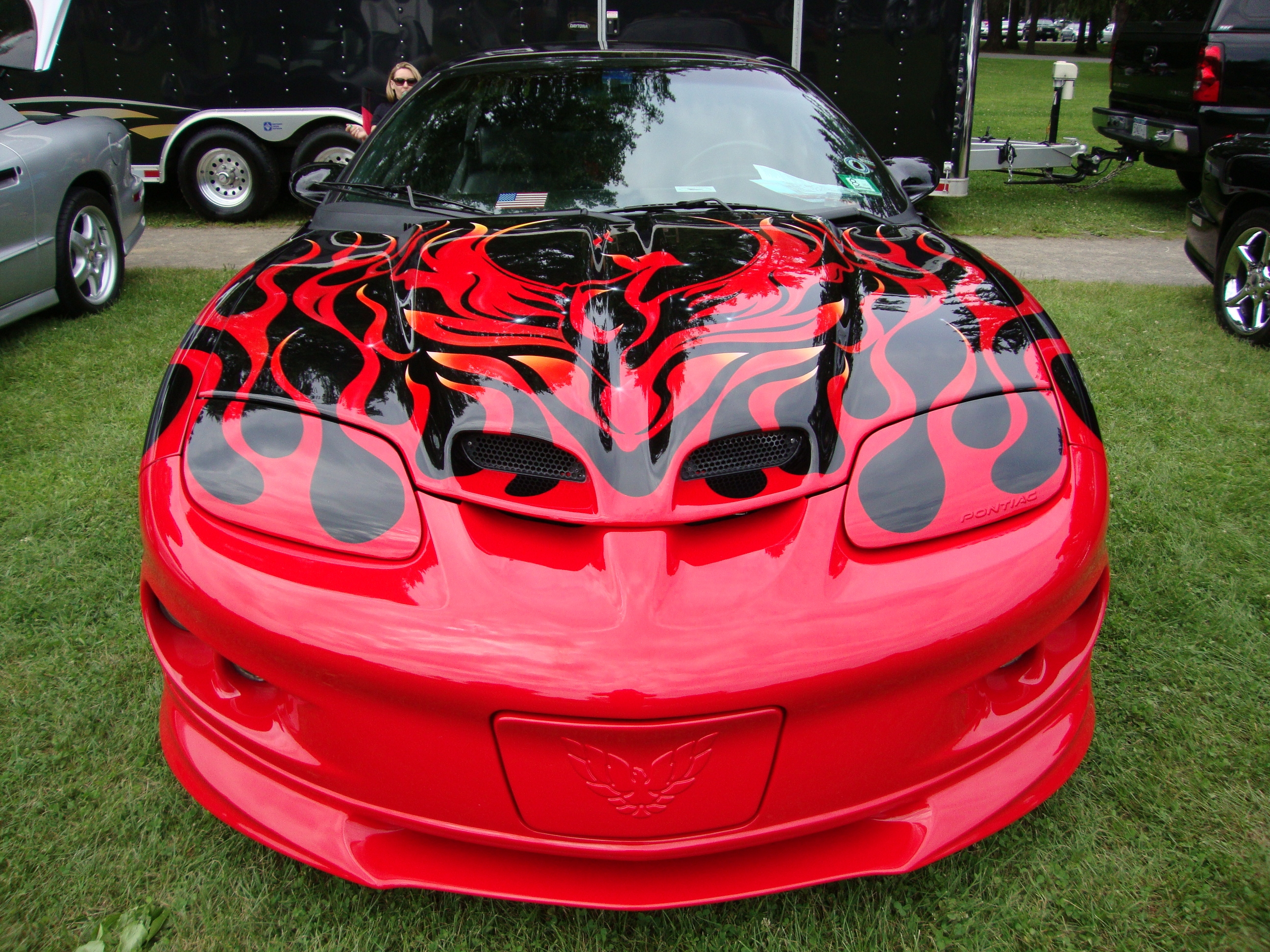 Another Firebirdcrazy 2001 Pontiac Firebird post... - 14185636
