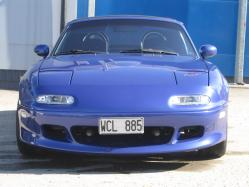 Swedeingreeces 1991 Mazda Miata MX-5