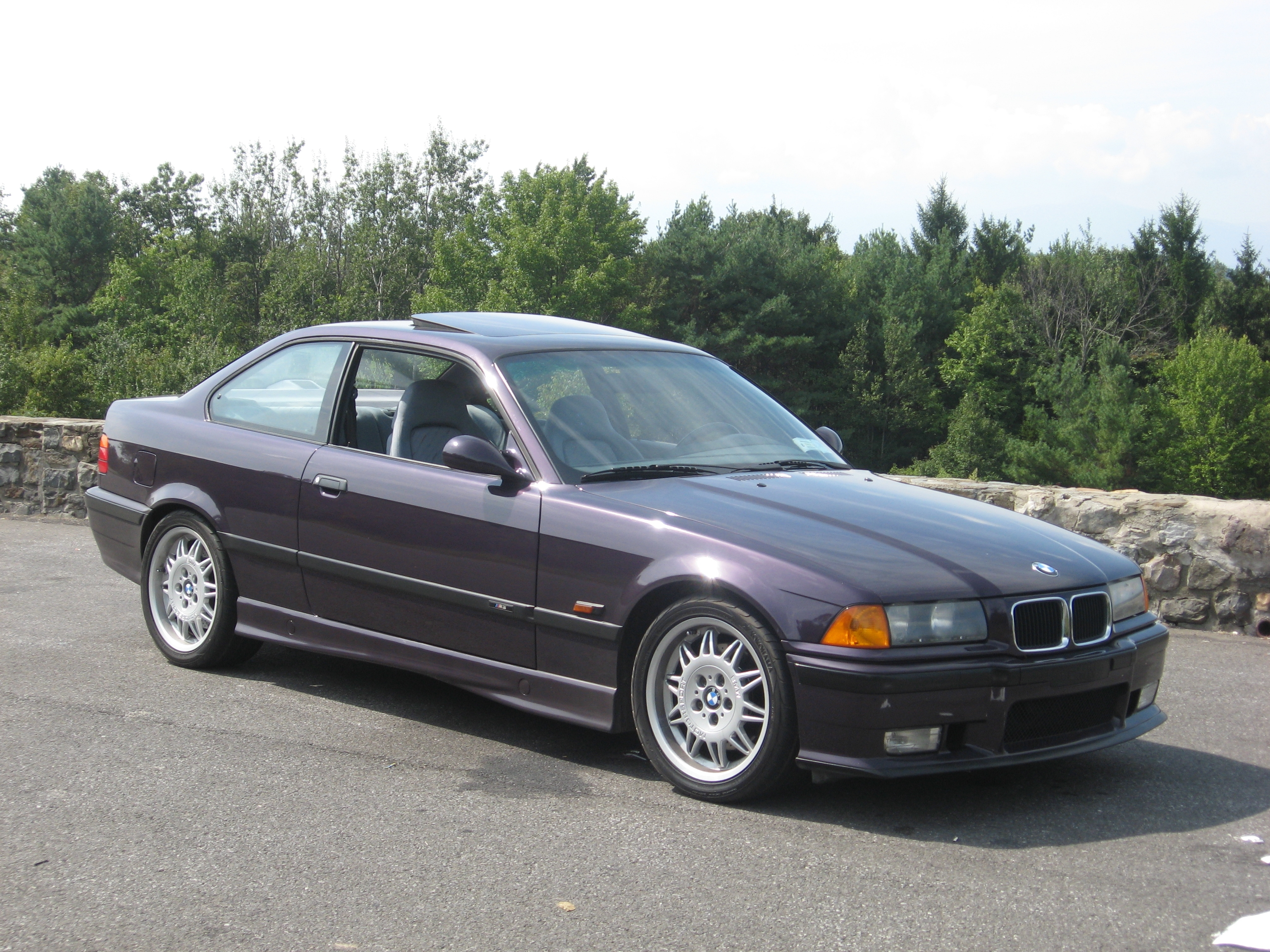95DaytonaM3Girl 1995 BMW M3 14186991