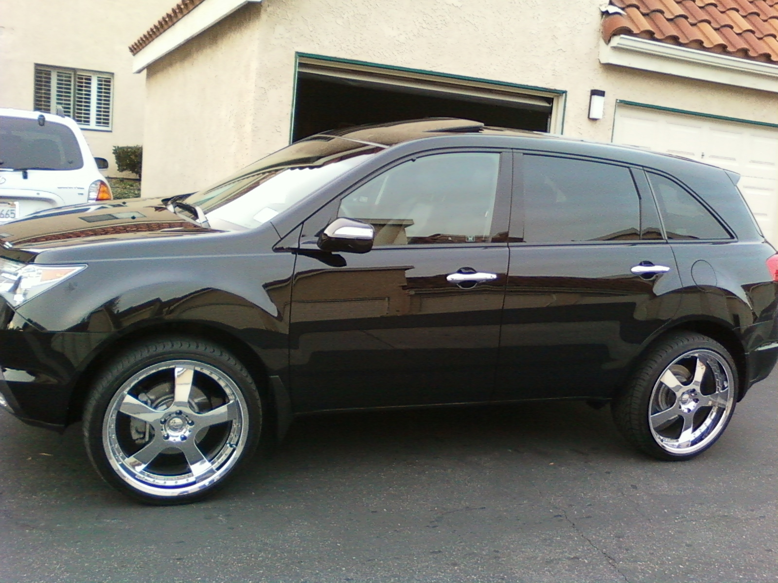 chargerman21 2009 acura mdx specs photos modification info at