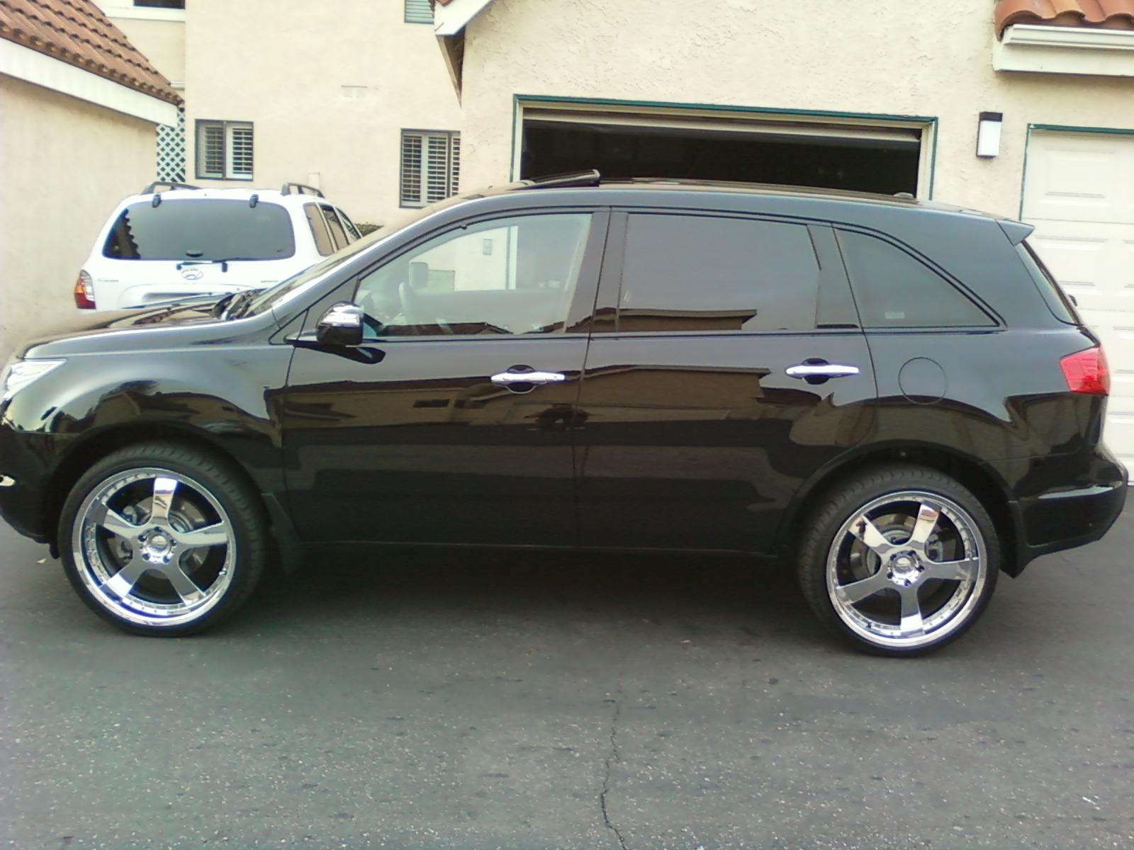 Chargerman21 2009 Acura Mdx Specs Photos Modification