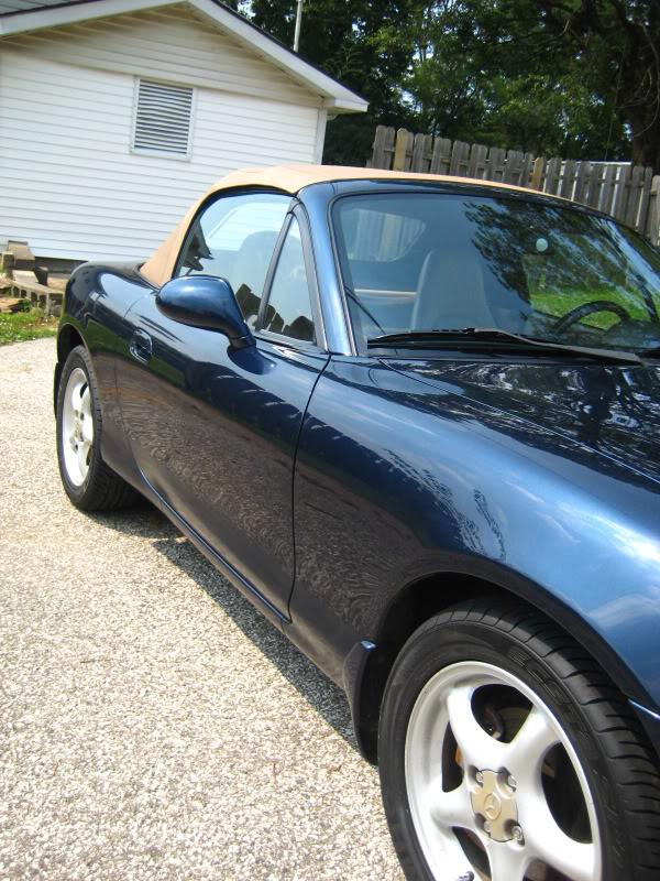 jr4wdtrbo 1999 Mazda Miata MX-5 Specs, Photos, Modification Info at ...