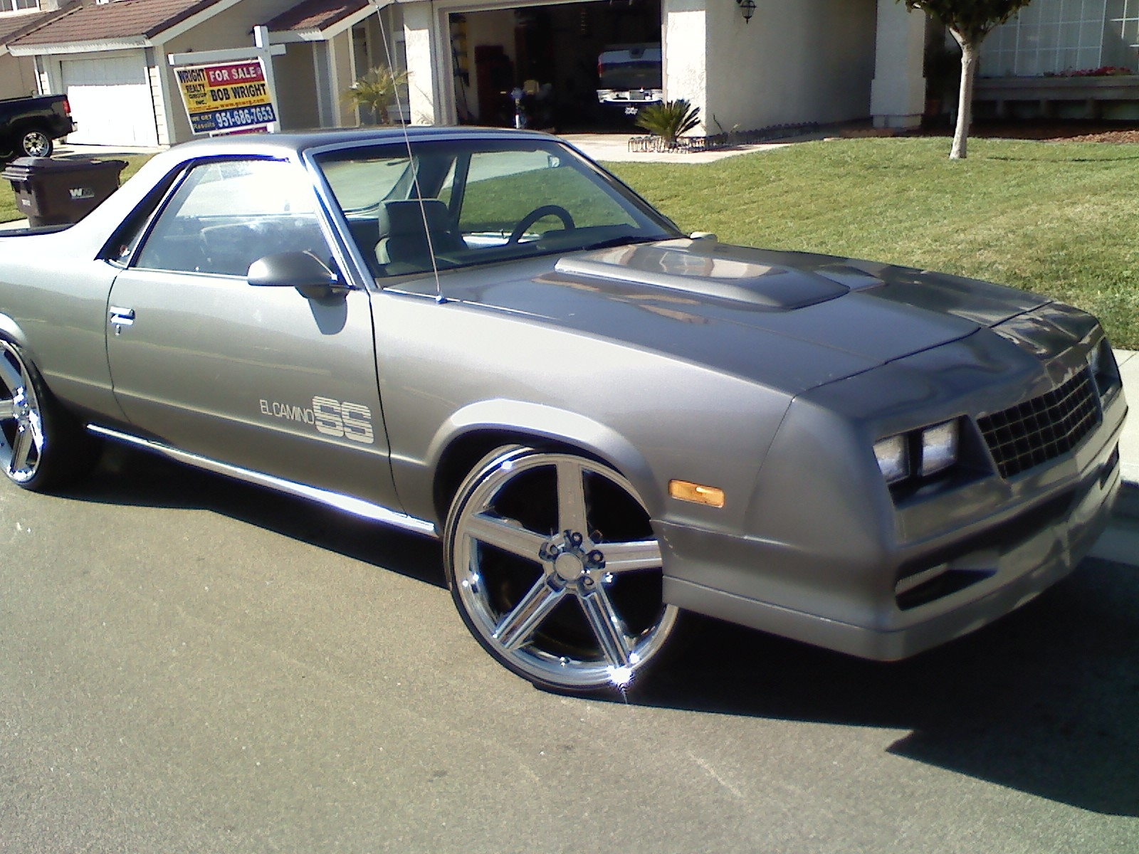 riverside1 1986 Chevrolet El Camino Specs Photos Modification