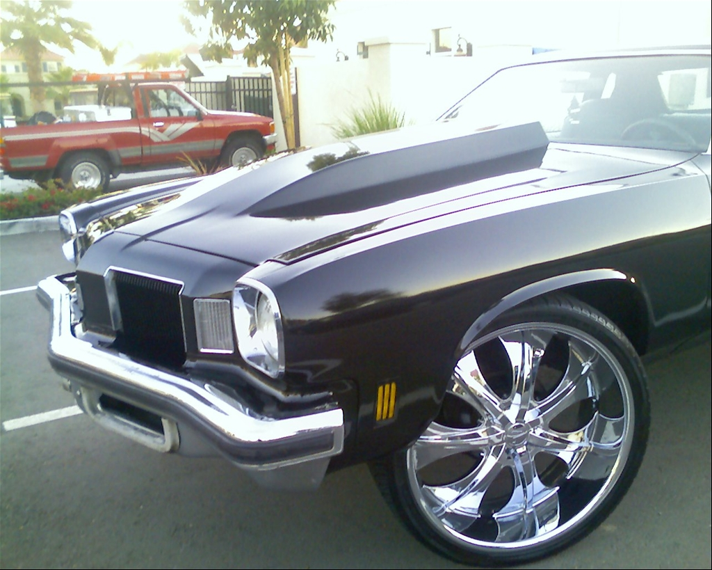 1974 oldsmobile cutlass supreme dat cutty macon ga owned for 74 cutlass salon