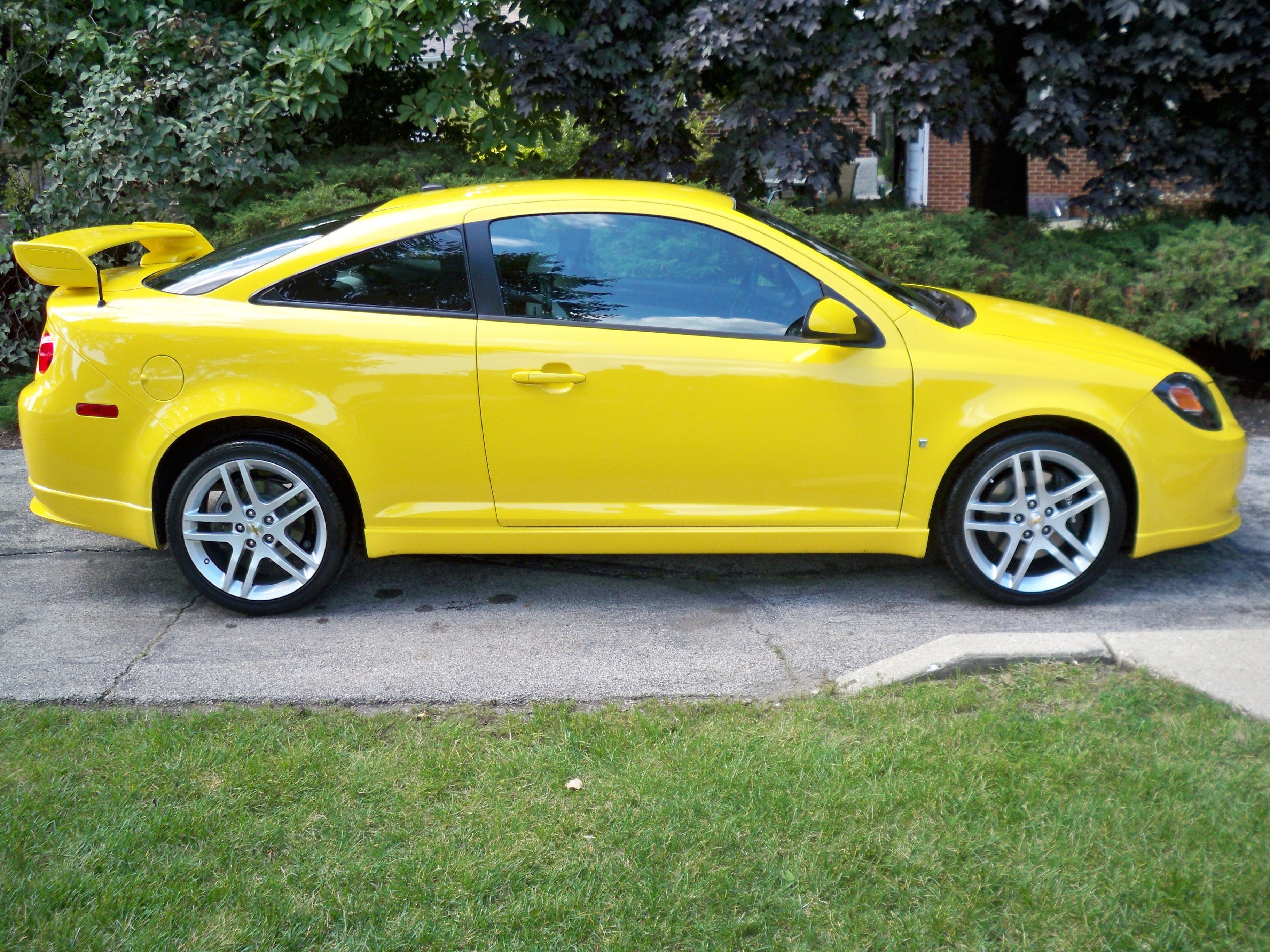 boosted ss 09 2009 chevrolet cobalt specs  photos  modification info at cardomain