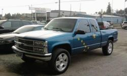 907Forces 1997 Chevrolet Silverado 1500 Extended Cab