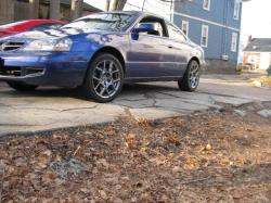 617rICeR 2003 Acura CL