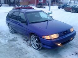 PurplePeopleEters 1996 Ford Escort