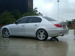 cewones 2008 BMW 5 Series