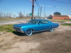 firstclassccs 1970 Chevrolet Impala