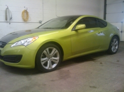 martialblacks 2010 Hyundai Genesis Coupe