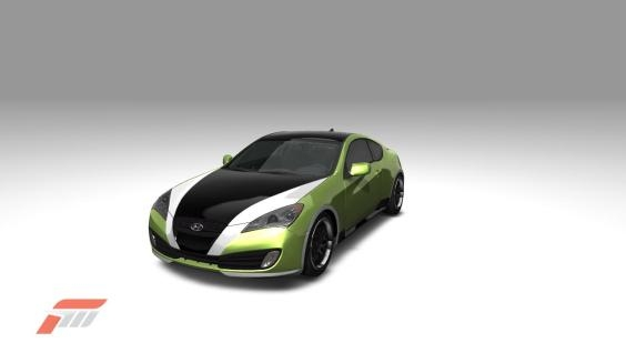Another martialblack 2010 Hyundai Genesis Coupe post... - 14190292