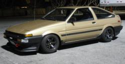 AE86_fans 1984 Toyota Corolla