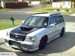 Stues 1998 Subaru Forester