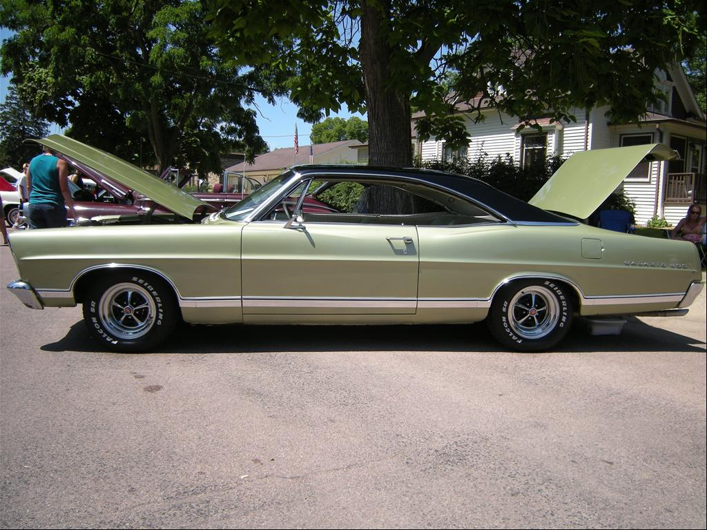 1965 Ford Galaxie 500 for