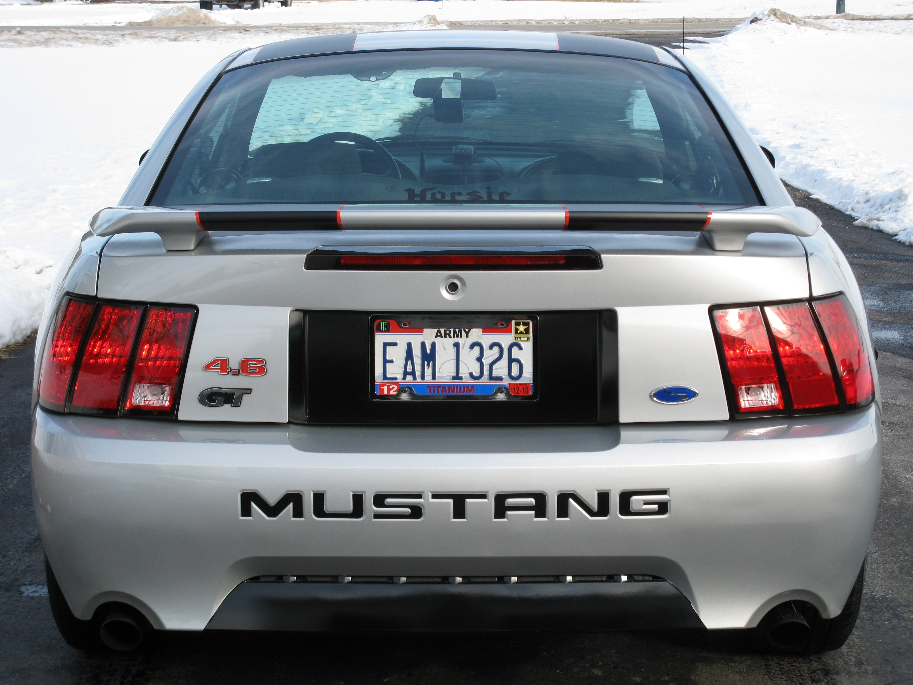 highosilver 2002 Ford Mustang