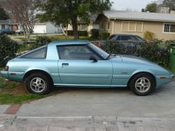 13phazes 1985 Mazda RX-7