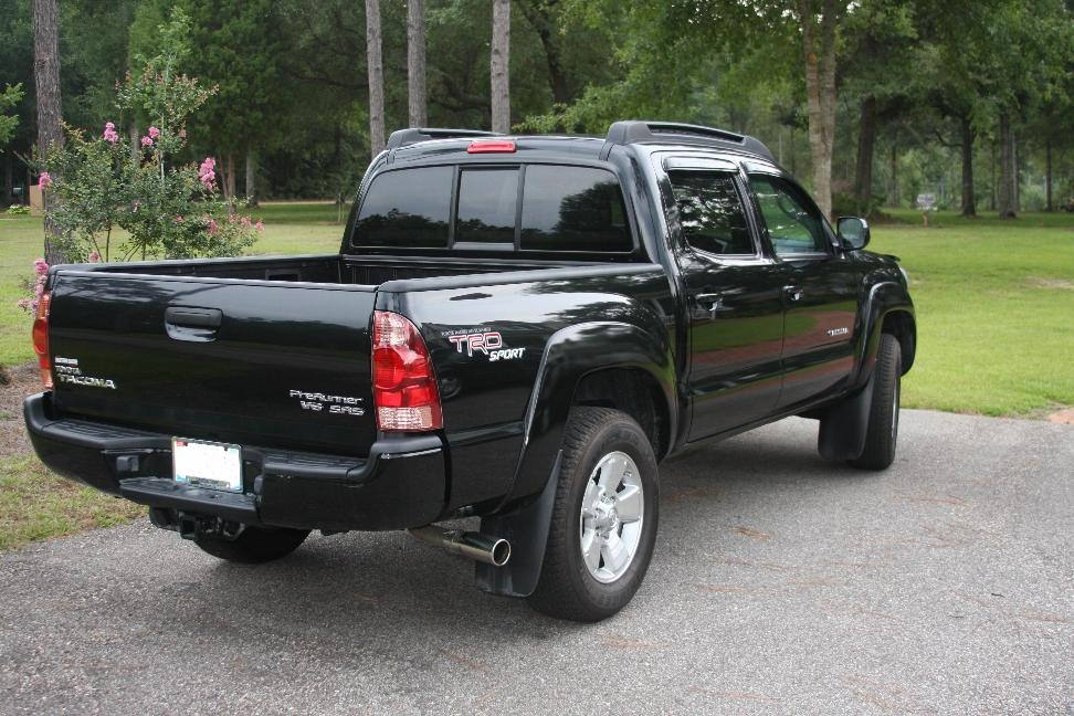 2005 toyota tacoma tire size autos post. Black Bedroom Furniture Sets. Home Design Ideas
