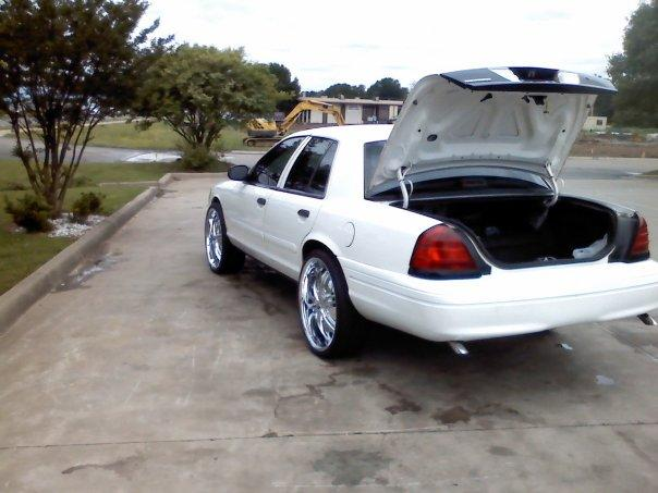 Nissan Conway Ar >> ed0434's 2003 Ford Crown Victoria