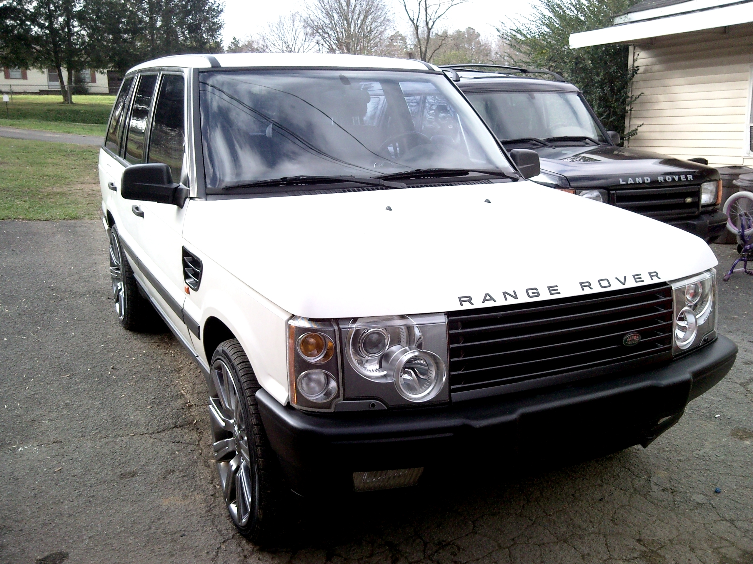 Toddsgt 1996 Land Rover Range Rover Specs  Photos