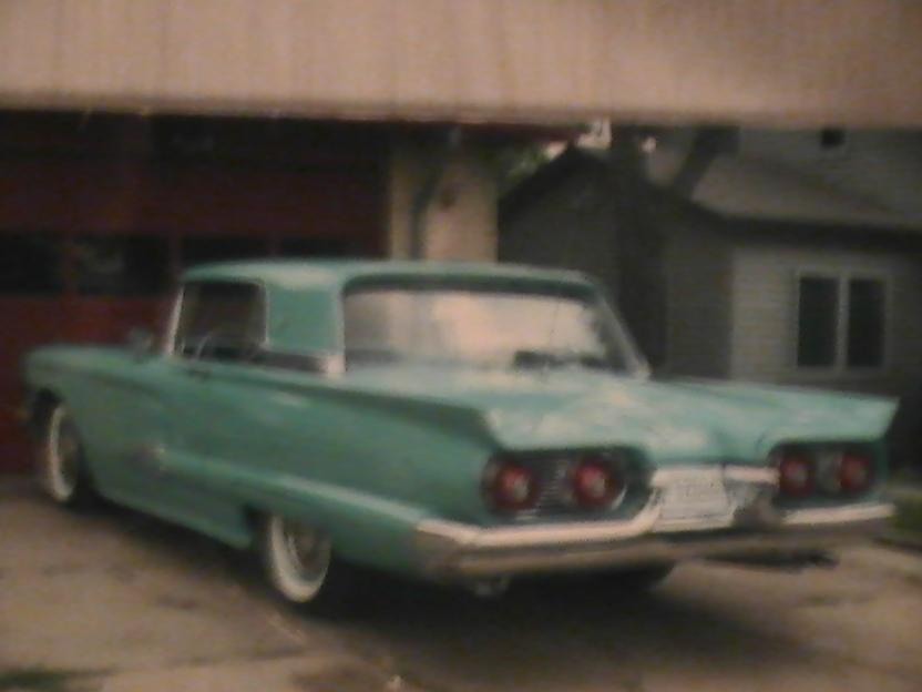 bschantz's 1959 Ford Thunderbird